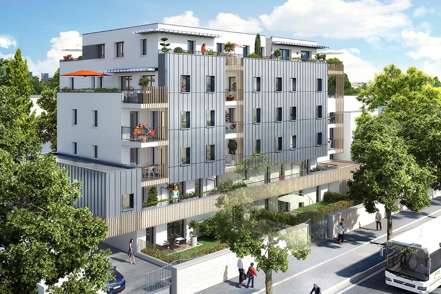 Logement collectif - Castille - Modus-Architecture
