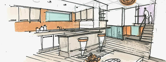 Décoration, mobiler et aménagement d'intérieur - Modus Architecture - Architecte à Nantes