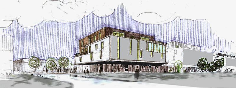 Logement collectif - Modus Architecture - Architecte à Nantes